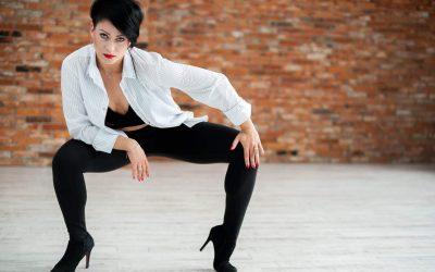 High Heels niedzielne zajęcia z Dominiką Wójcikiewicz!