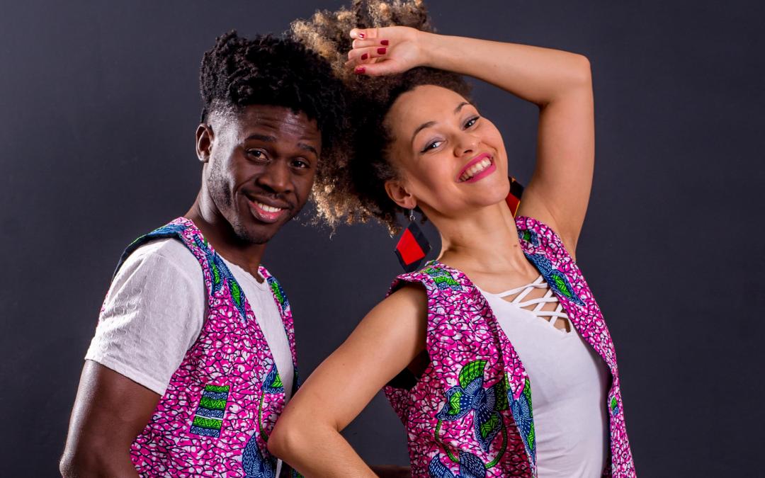 Warsztaty AfroHouse – Manuela i Manuel!